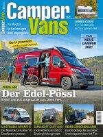 CamperVans 2/2021 E-Paper oder Print-Ausgabe