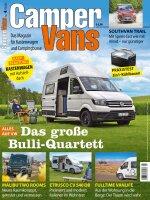 CamperVans 4/2021 Print-Ausgabe