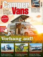 CamperVans 5/2021 Print-Ausgabe