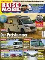 Reisemobil International 10/2018 E-Paper oder Print-Ausgabe