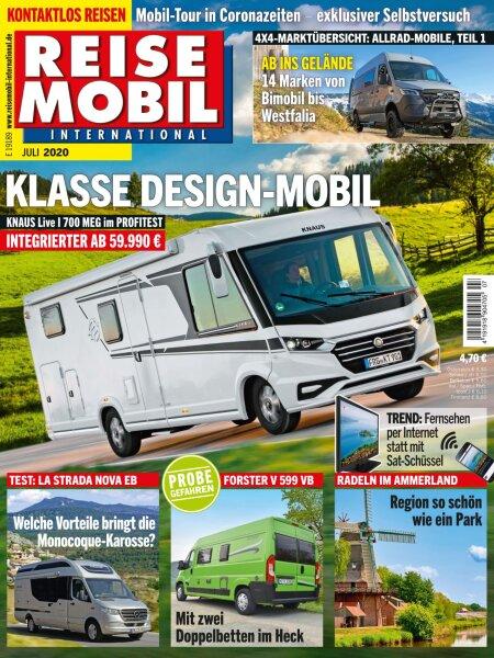 Reisemobil International 7/2020 E-Paper oder Print-Ausgabe