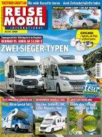 Reisemobil International 8/2020 E-Paper oder Print-Ausgabe