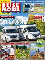 Reisemobil International 11/2020 E-Paper oder Print-Ausgabe