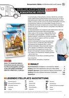 Stellplatzführer Romantische Städte Band 2