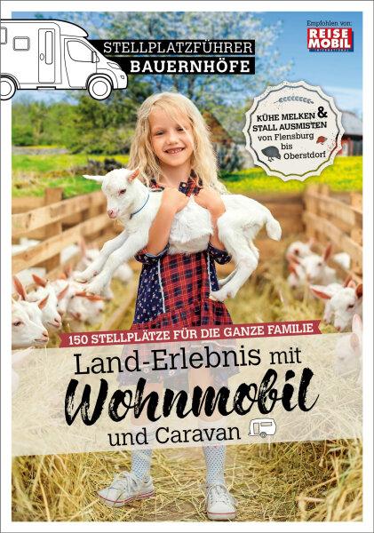 Stellplatzführer Bauernhöfe