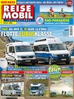 Reisemobil International 8/2021 E-Paper oder Print-Ausgabe