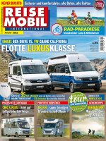 Reisemobil International 8/2021 Print-Ausgabe