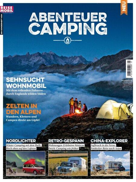 Abenteuer Camping 1/2017 E-Paper oder Print-Ausgabe