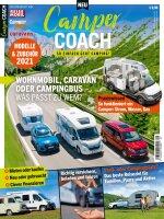 Camper Coach 1/2020 E-Paper oder Print-Ausgabe