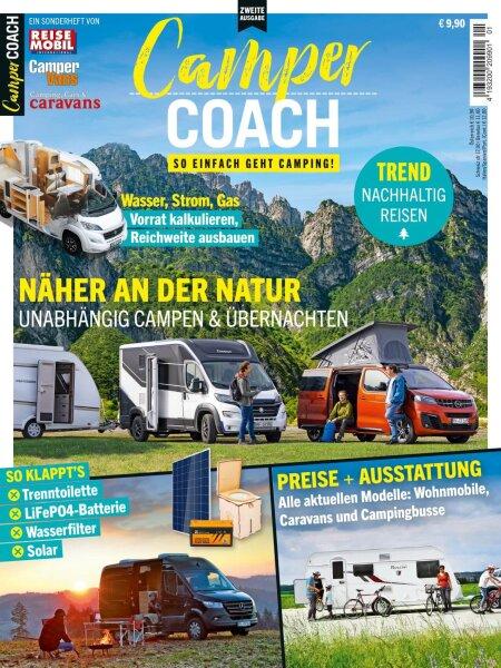 Camper Coach 2/2021 E-Paper oder Print-Ausgabe