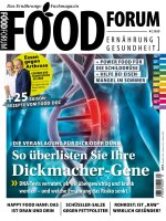 FOODFORUM 4/2020 E-Paper oder Print-Ausgabe