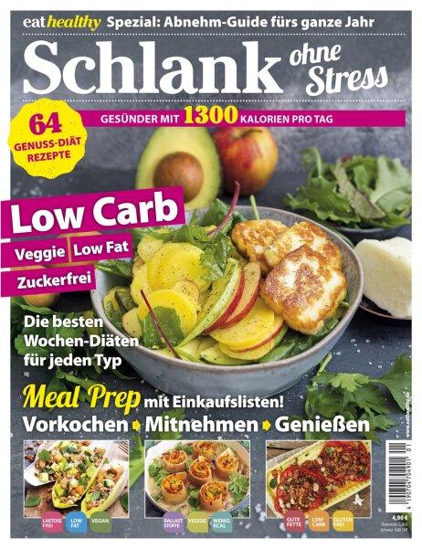 Eat Healthy Sonderheft 1/2018 E-Paper oder Print-Ausgabe