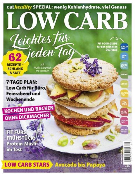 Eat Healthy Sonderheft 2/2018 E-Paper oder Print-Ausgabe