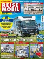 Reisemobil International 10/2021 Print-Ausgabe