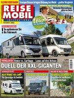 Reisemobil International 11/2021 E-Paper oder Print-Ausgabe