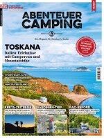 """Abenteuer Camping 2/2021 """"Toskana"""" Print-Ausgabe"""