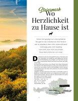 """Traumziele für Camper 01/2020 """"Geheimtipp Steiermark"""" E-Paper oder Print-Ausgabe"""