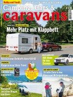 Camping, Cars & Caravans 11/2021 Print-Ausgabe
