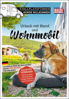 Stellplatzführer Urlaub mit dem Hund