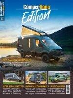 CamperVans Edition 01/2021 Print-Ausgabe