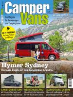 CamperVans 6/2021 Print-Ausgabe