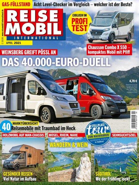Reisemobil International 4/2021 E-Paper oder Print-Ausgabe