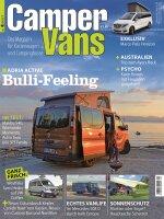 CamperVans 4/2017 E-Paper oder Print-Ausgabe